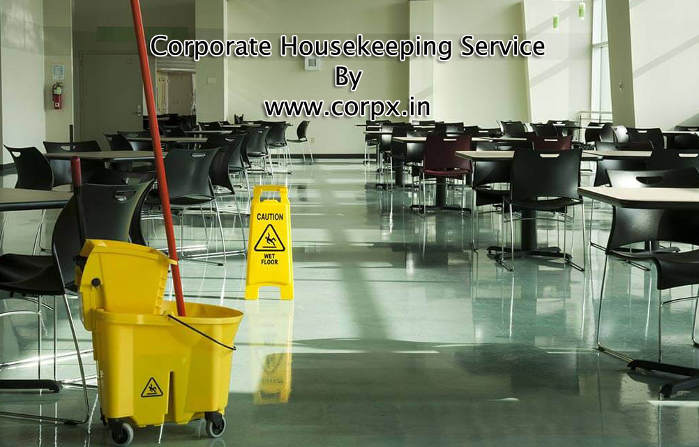Professional Housekeeping Service for Corporate Companies and Factories